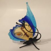Butterfly Murano Gold 1513