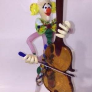 clown contrabasso