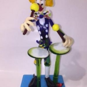 clown tamburi