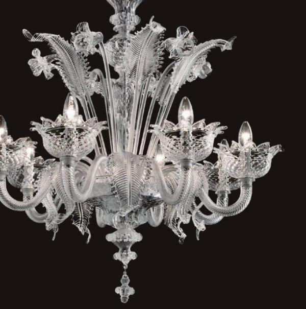 Duke Chandelier - Made Murano Glass - Original product, production ...