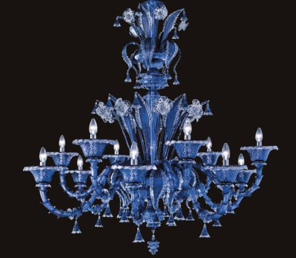 Antler Chandelier - Made Murano Glass - Original product ...