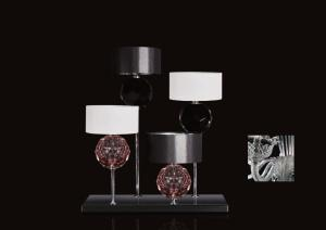 Stone Table Lamp Crystal T 3