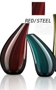 Rye Medium red steel