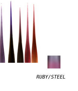 tulip caldo ruby steel