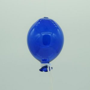 balloon blue A3